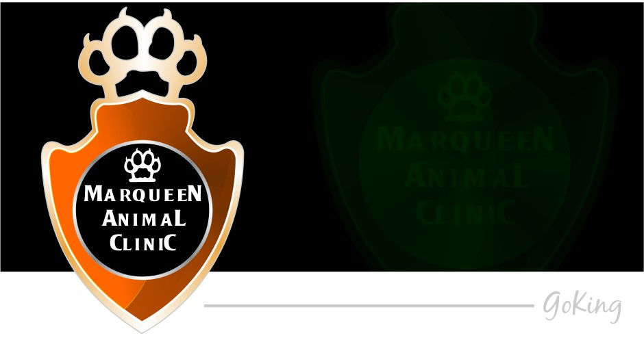 Logo Design by Crispin Jr Vasquez - Entry No. 74 in the Logo Design Contest Fun Logo Design for MarQueen Animal Clinic.