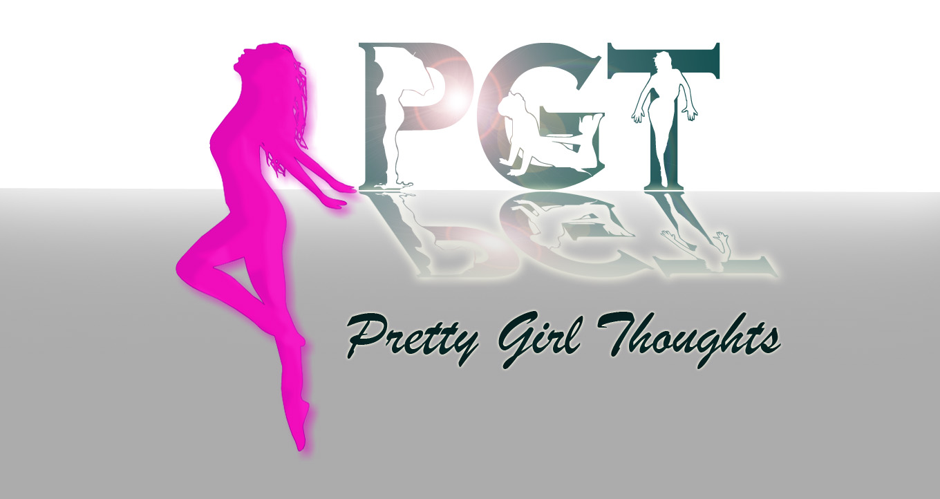 Logo Design by Marco Paulo Jamero - Entry No. 7 in the Logo Design Contest Inspiring Logo Design for Pretty Girl Thoughts.