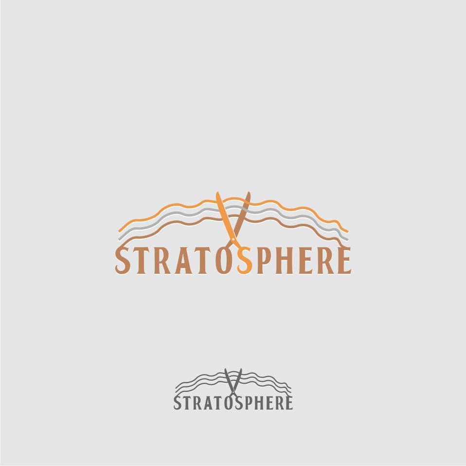 Logo Design by graphicleaf - Entry No. 47 in the Logo Design Contest Captivating Logo Design for Stratosphere.