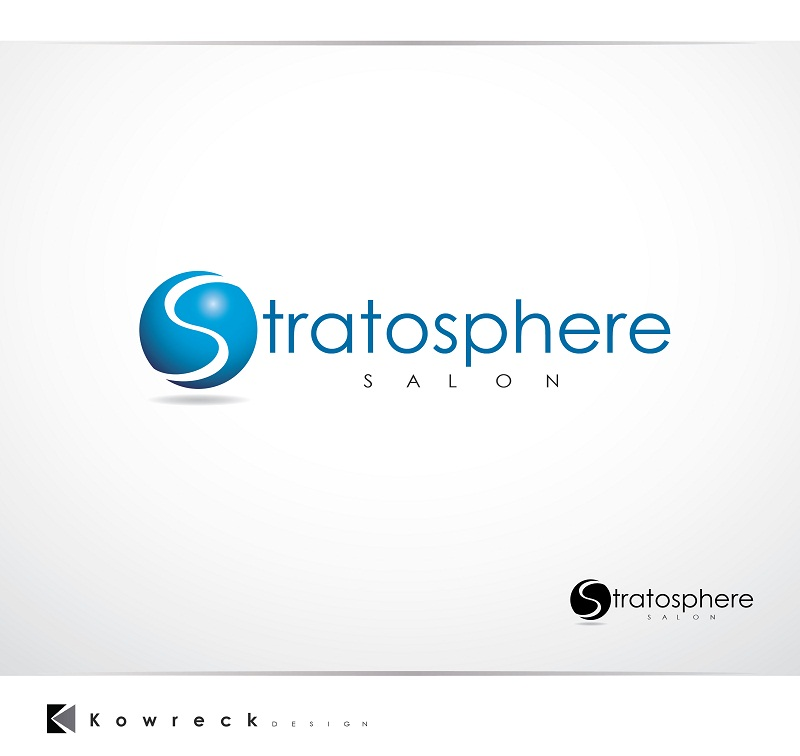 Logo Design by kowreck - Entry No. 49 in the Logo Design Contest Captivating Logo Design for Stratosphere.