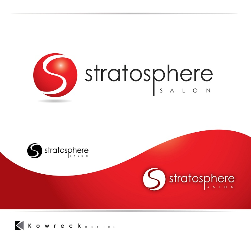 Logo Design by kowreck - Entry No. 56 in the Logo Design Contest Captivating Logo Design for Stratosphere.