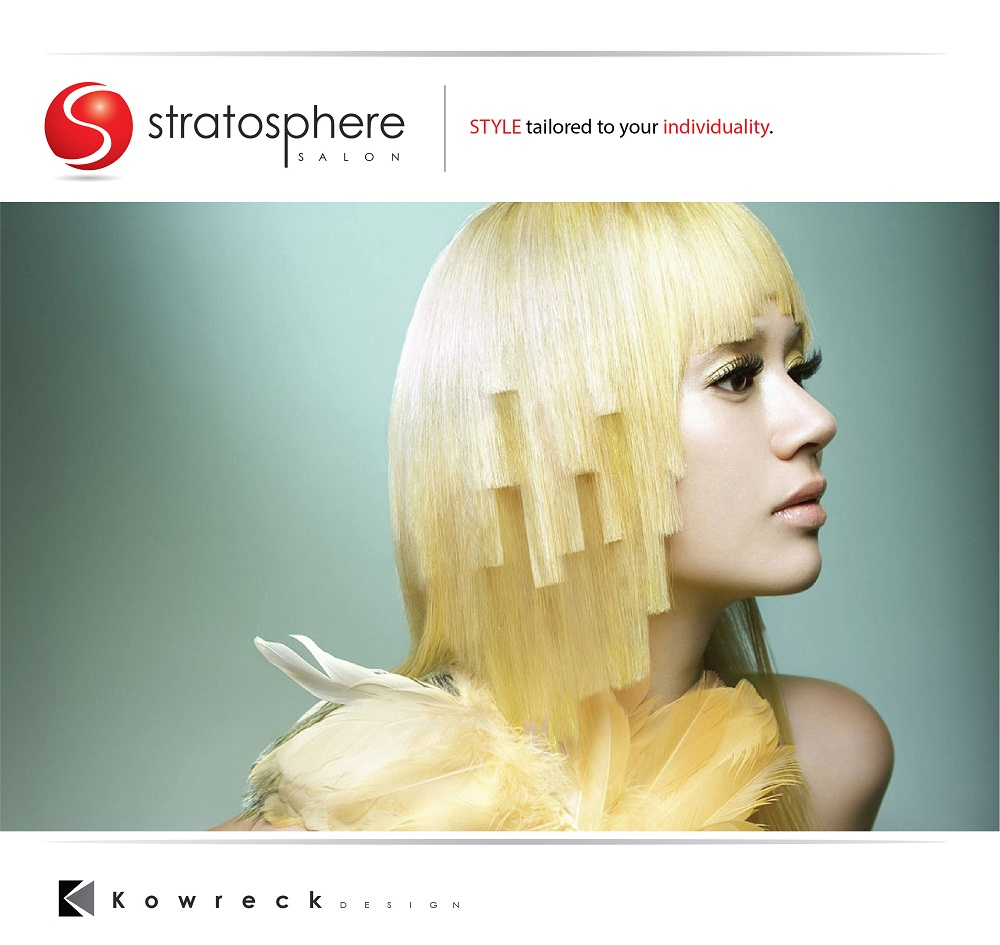 Logo Design by kowreck - Entry No. 57 in the Logo Design Contest Captivating Logo Design for Stratosphere.