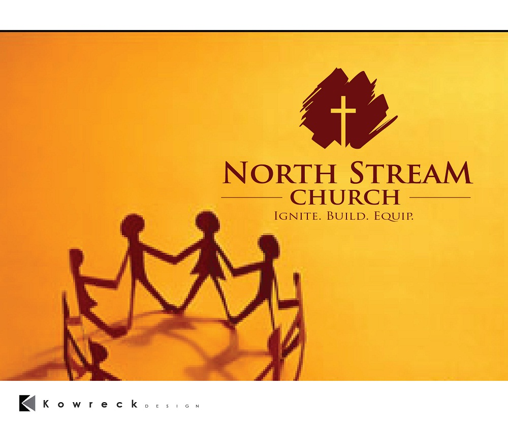 Logo Design by kowreck - Entry No. 35 in the Logo Design Contest Creative Logo Design for North Stream Church.