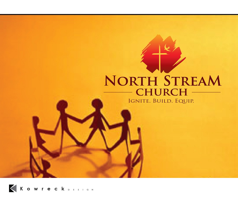 Logo Design by kowreck - Entry No. 36 in the Logo Design Contest Creative Logo Design for North Stream Church.