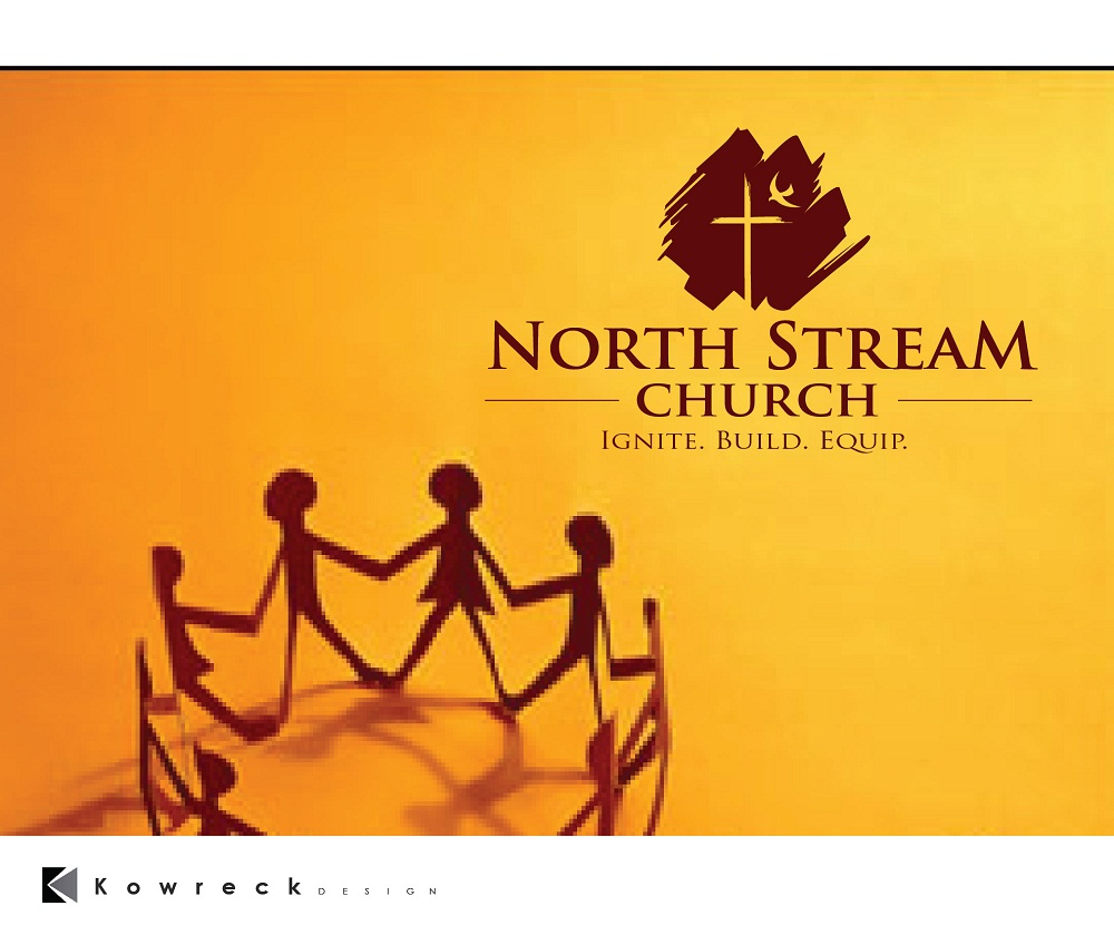 Logo Design by kowreck - Entry No. 37 in the Logo Design Contest Creative Logo Design for North Stream Church.