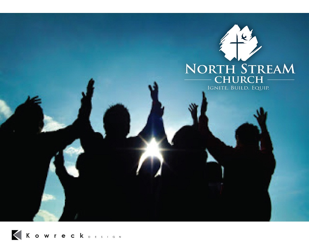 Logo Design by kowreck - Entry No. 38 in the Logo Design Contest Creative Logo Design for North Stream Church.