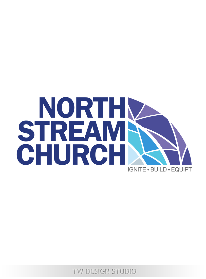 Logo Design by Private User - Entry No. 40 in the Logo Design Contest Creative Logo Design for North Stream Church.