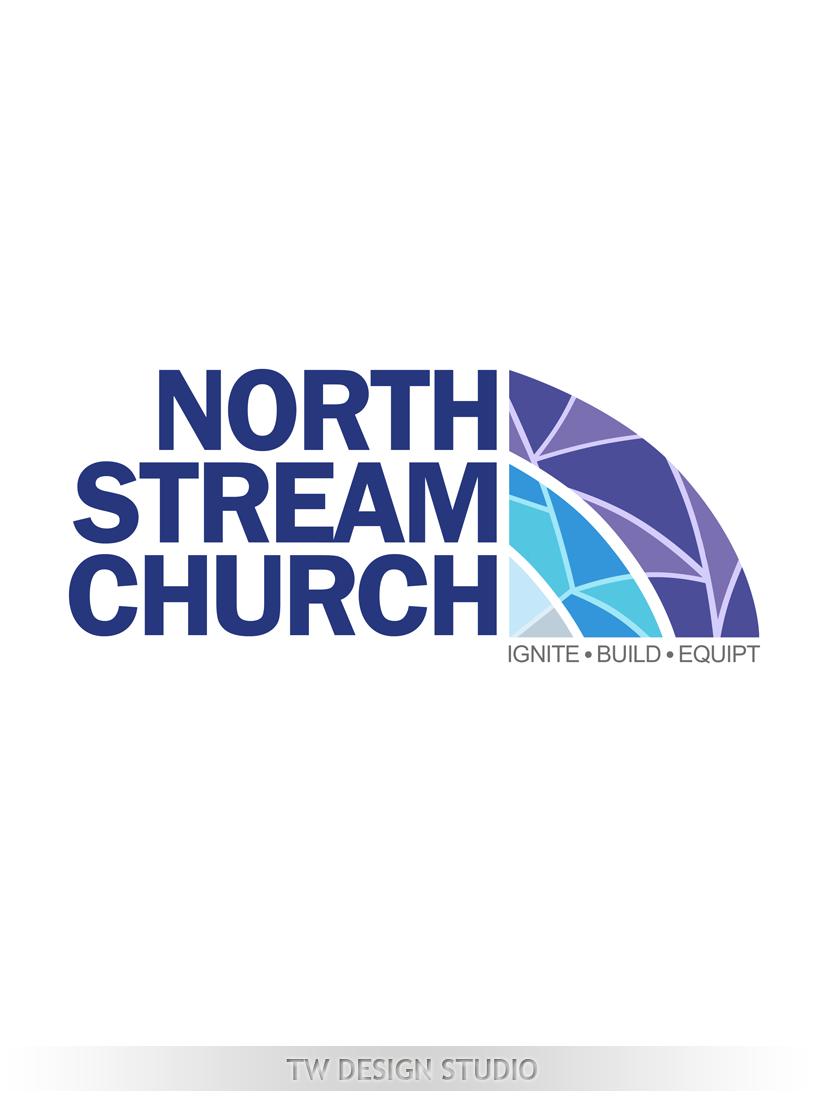 Logo Design by Private User - Entry No. 41 in the Logo Design Contest Creative Logo Design for North Stream Church.