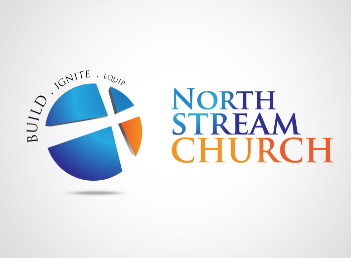 Logo Design by Jan Chua - Entry No. 42 in the Logo Design Contest Creative Logo Design for North Stream Church.