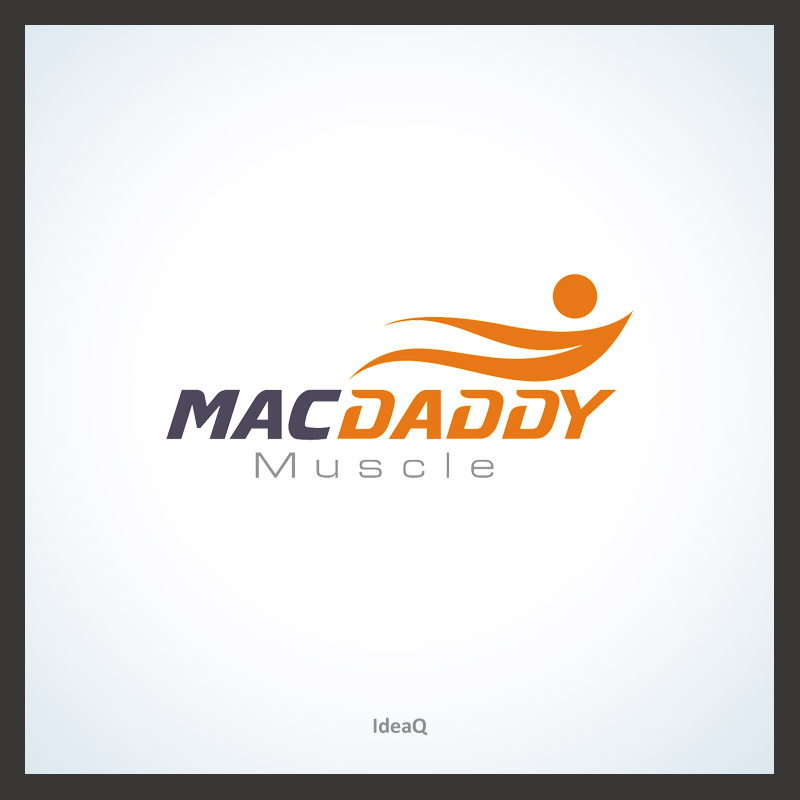 Logo Design by Private User - Entry No. 2 in the Logo Design Contest New Logo Design for Mac Daddy Muscle.