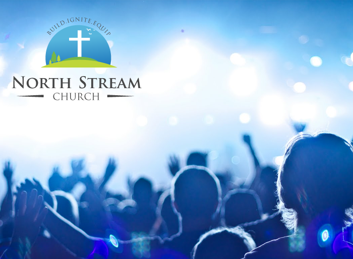 Logo Design by Jan Chua - Entry No. 51 in the Logo Design Contest Creative Logo Design for North Stream Church.