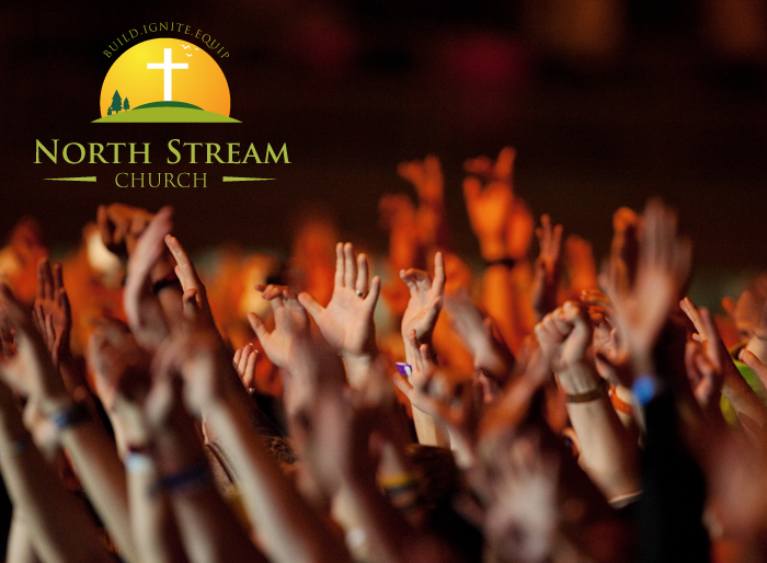 Logo Design by Jan Chua - Entry No. 52 in the Logo Design Contest Creative Logo Design for North Stream Church.