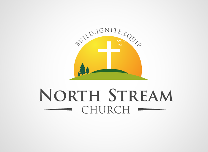 Logo Design by Jan Chua - Entry No. 54 in the Logo Design Contest Creative Logo Design for North Stream Church.