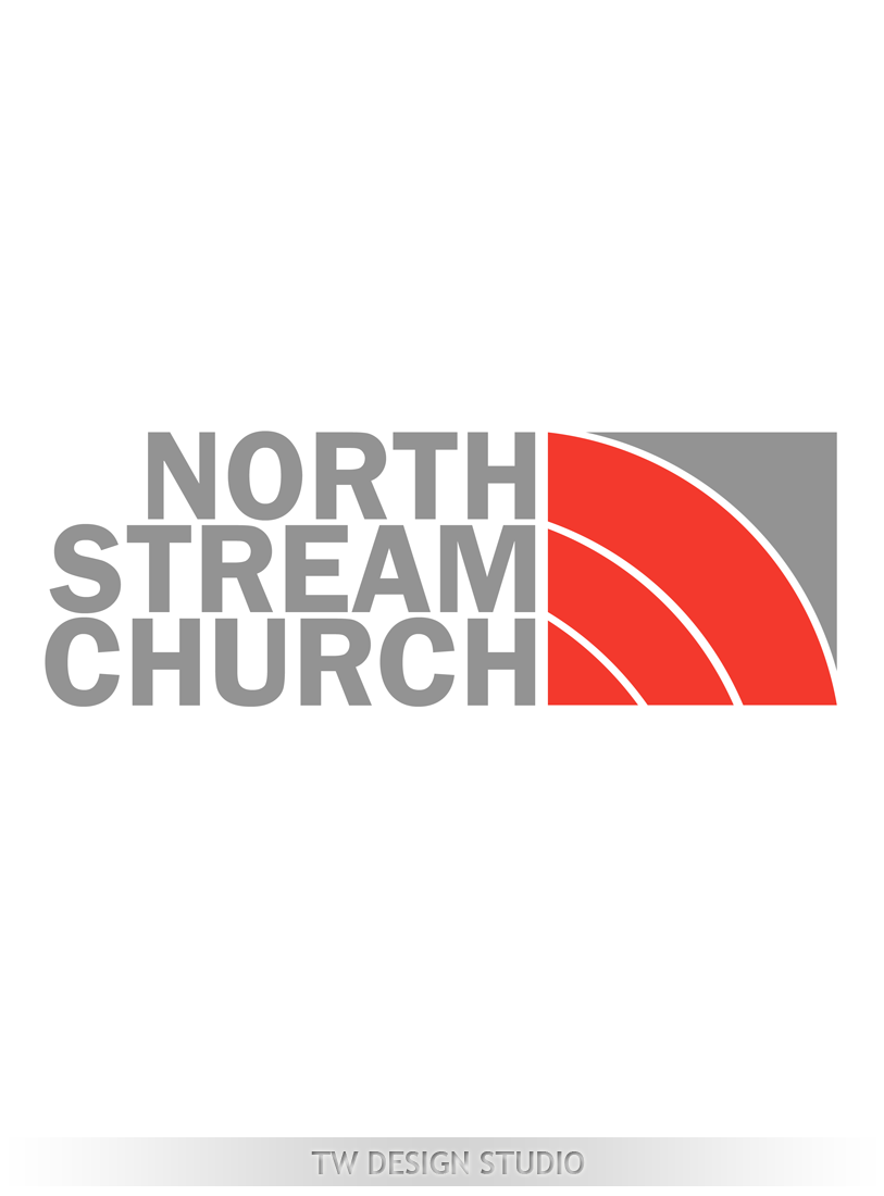 Logo Design by Private User - Entry No. 56 in the Logo Design Contest Creative Logo Design for North Stream Church.