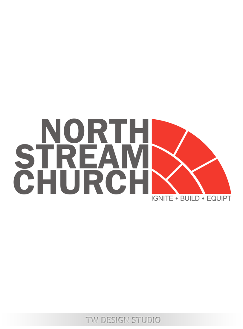Logo Design by Private User - Entry No. 61 in the Logo Design Contest Creative Logo Design for North Stream Church.