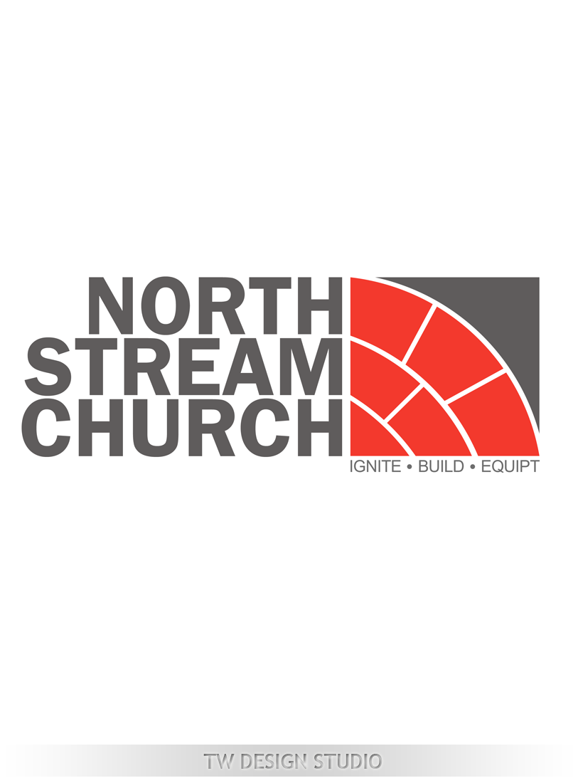 Logo Design by Private User - Entry No. 62 in the Logo Design Contest Creative Logo Design for North Stream Church.