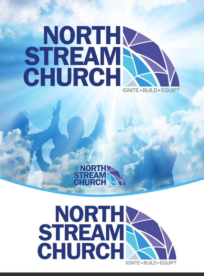 Logo Design by Private User - Entry No. 63 in the Logo Design Contest Creative Logo Design for North Stream Church.