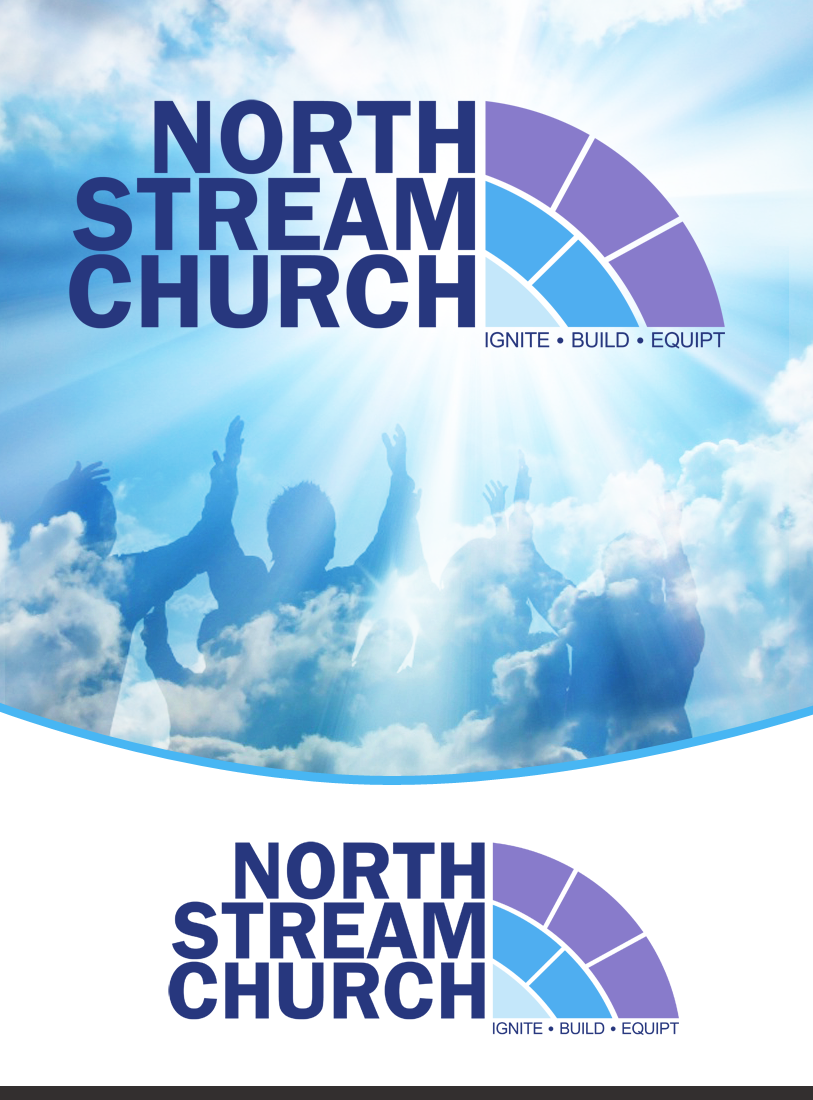 Logo Design by Private User - Entry No. 64 in the Logo Design Contest Creative Logo Design for North Stream Church.