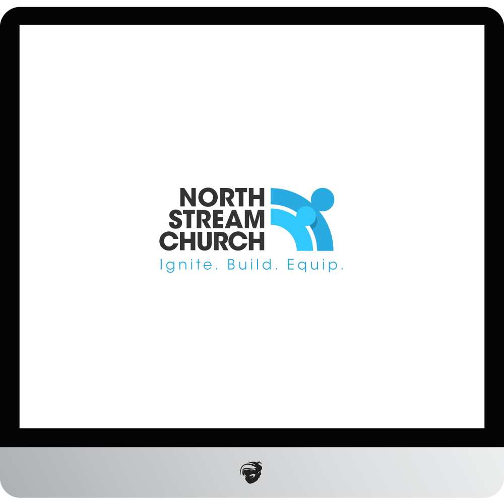 Logo Design by zesthar - Entry No. 67 in the Logo Design Contest Creative Logo Design for North Stream Church.