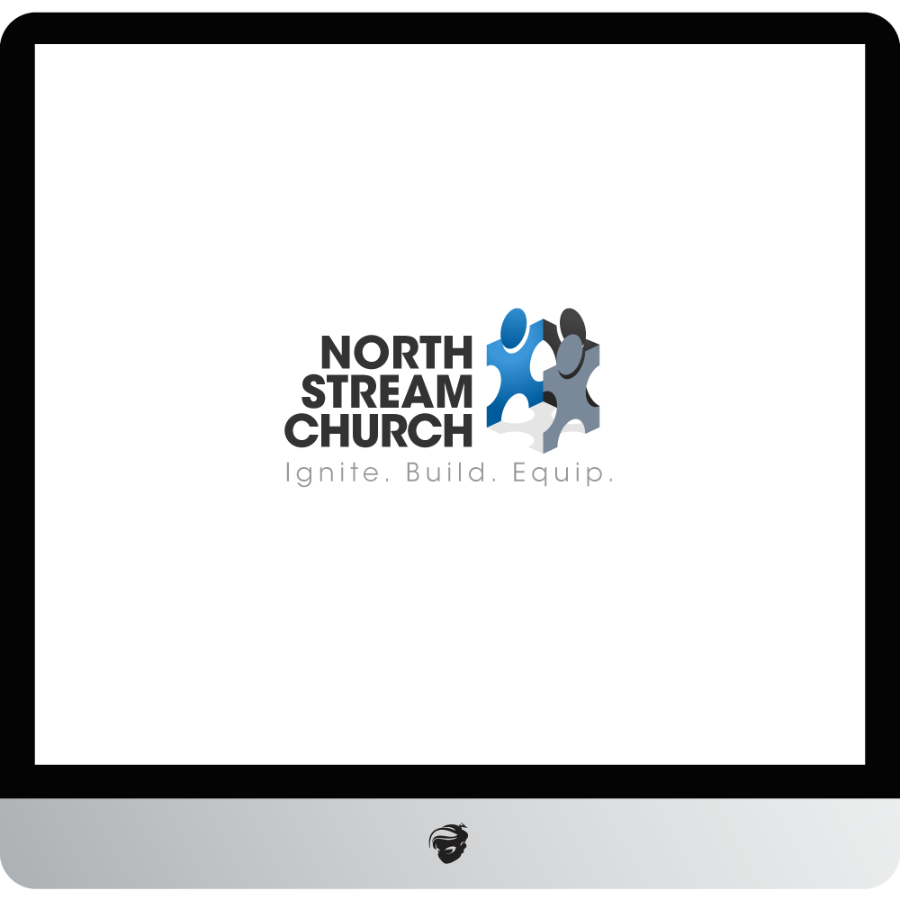 Logo Design by zesthar - Entry No. 69 in the Logo Design Contest Creative Logo Design for North Stream Church.