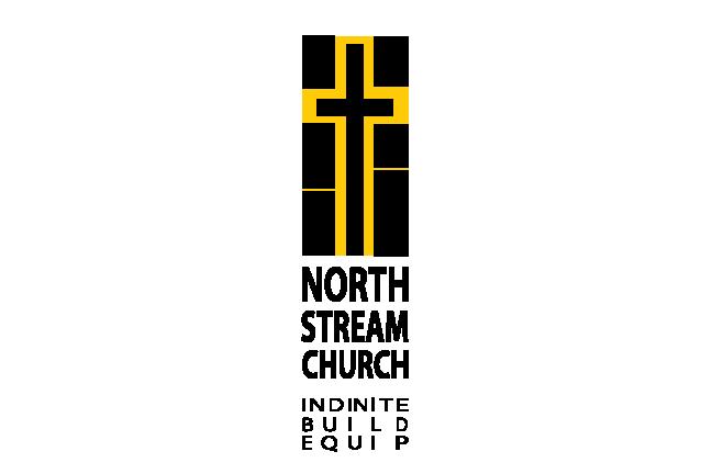 Logo Design by Nirmali Kaushalya - Entry No. 71 in the Logo Design Contest Creative Logo Design for North Stream Church.