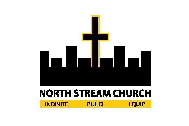 Logo Design by Nirmali Kaushalya - Entry No. 73 in the Logo Design Contest Creative Logo Design for North Stream Church.