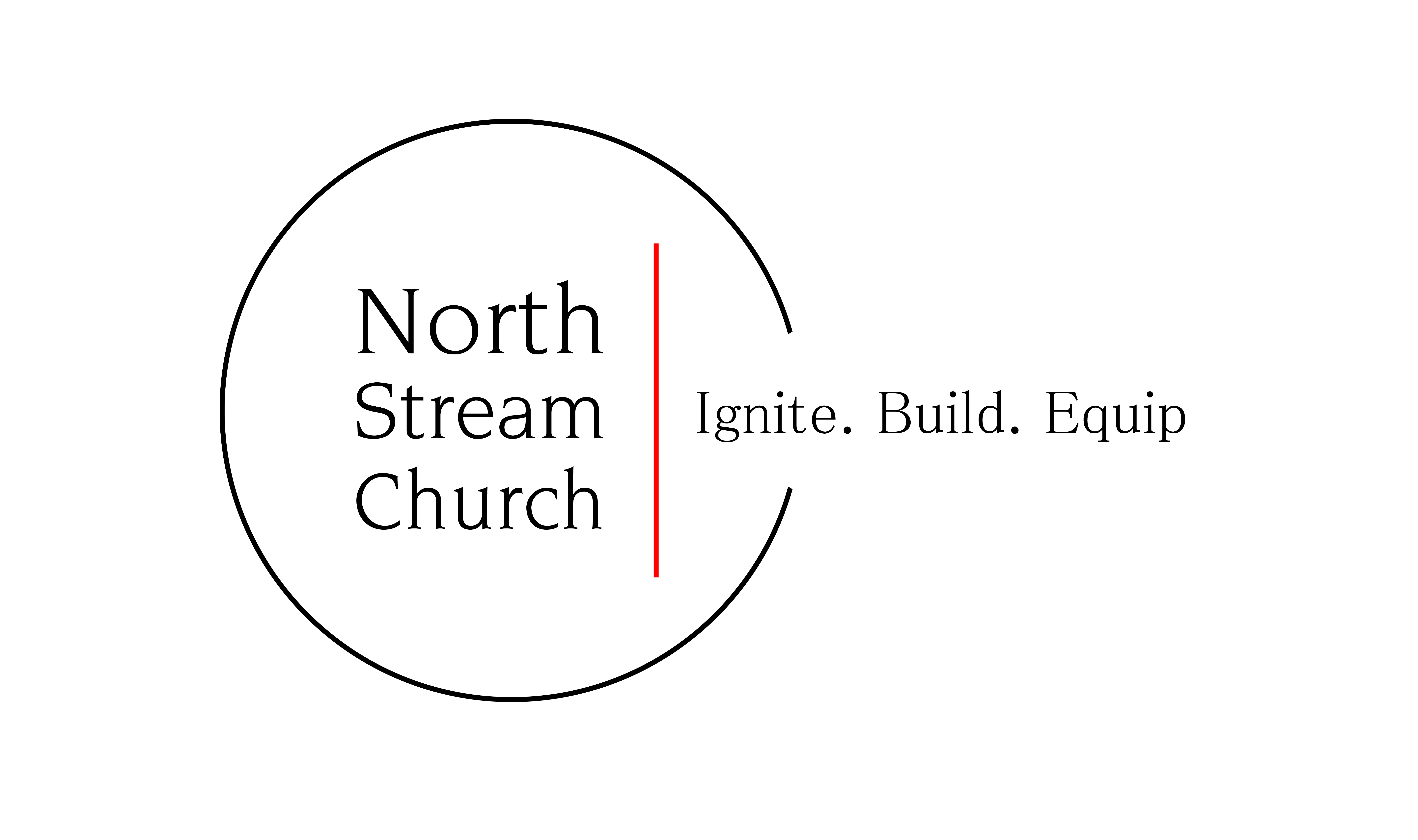 Logo Design by Jozef Huserka - Entry No. 75 in the Logo Design Contest Creative Logo Design for North Stream Church.