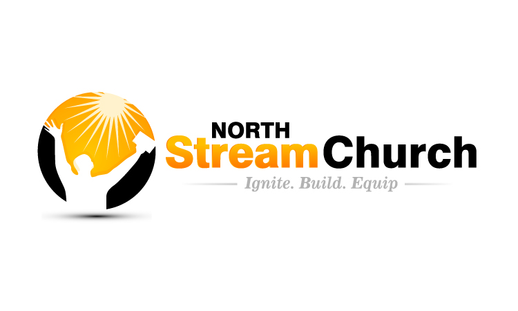 Logo Design by Mobin Asghar - Entry No. 76 in the Logo Design Contest Creative Logo Design for North Stream Church.