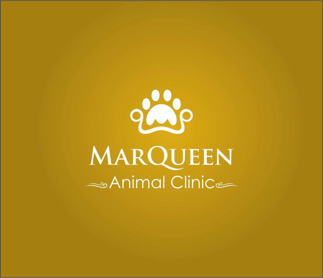 Logo Design by Armada Jamaluddin - Entry No. 115 in the Logo Design Contest Fun Logo Design for MarQueen Animal Clinic.