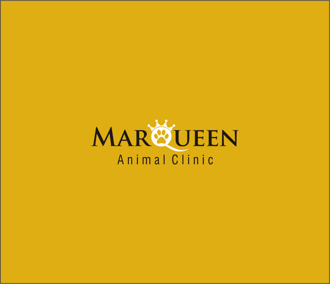 Logo Design by Armada Jamaluddin - Entry No. 116 in the Logo Design Contest Fun Logo Design for MarQueen Animal Clinic.