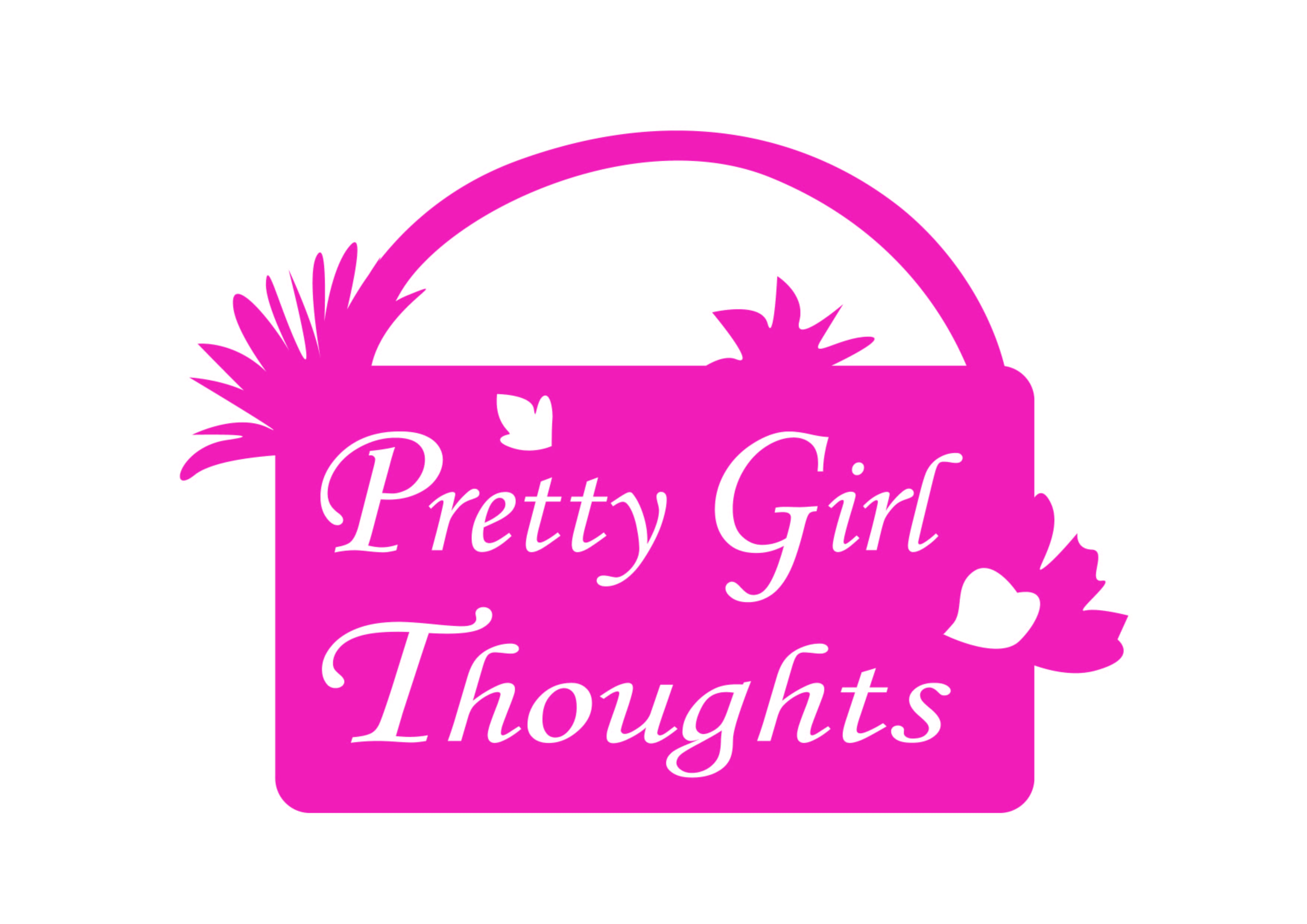 Logo Design by Nirmali Kaushalya - Entry No. 28 in the Logo Design Contest Inspiring Logo Design for Pretty Girl Thoughts.