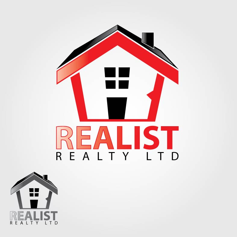 Logo Design by koeyD - Entry No. 180 in the Logo Design Contest ReaList Realty International Ltd..