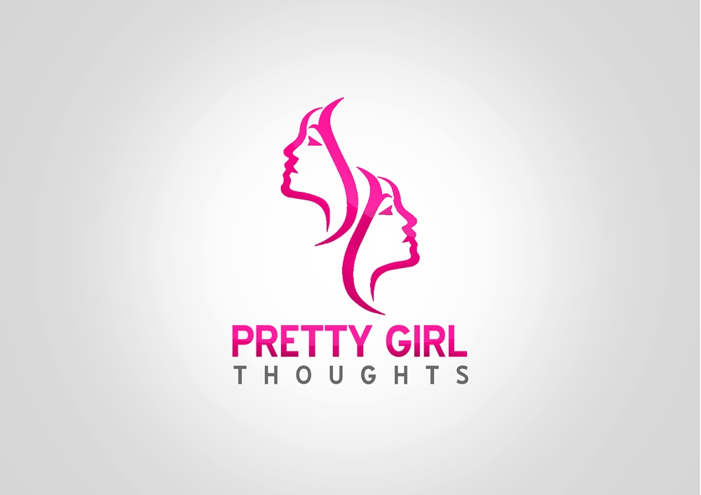Logo Design by Respati Himawan - Entry No. 34 in the Logo Design Contest Inspiring Logo Design for Pretty Girl Thoughts.