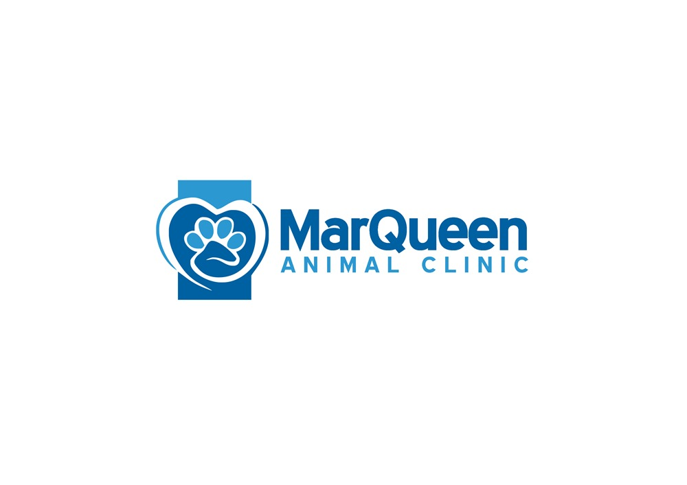 Logo Design by Respati Himawan - Entry No. 145 in the Logo Design Contest Fun Logo Design for MarQueen Animal Clinic.