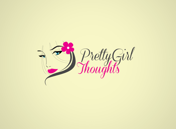 Logo Design by Jan Chua - Entry No. 37 in the Logo Design Contest Inspiring Logo Design for Pretty Girl Thoughts.