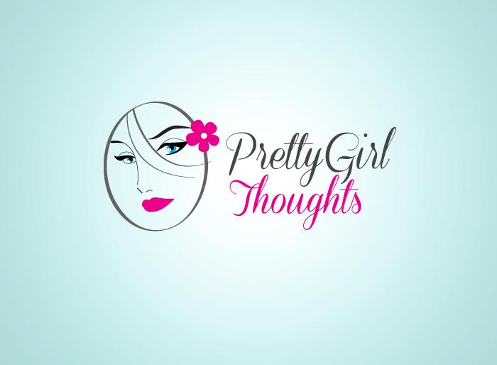 Logo Design by Jan Chua - Entry No. 38 in the Logo Design Contest Inspiring Logo Design for Pretty Girl Thoughts.