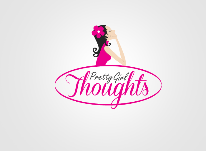 Logo Design by Jan Chua - Entry No. 43 in the Logo Design Contest Inspiring Logo Design for Pretty Girl Thoughts.