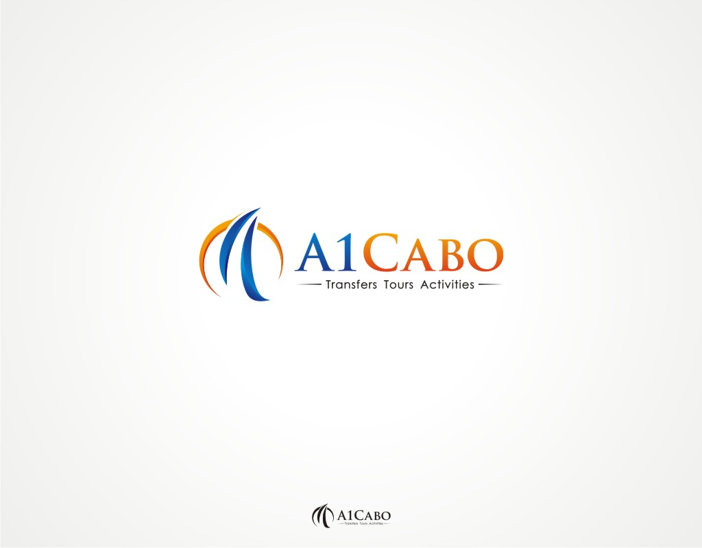 Logo Design by Private User - Entry No. 2 in the Logo Design Contest Inspiring Logo Design for A1Cabo.com.