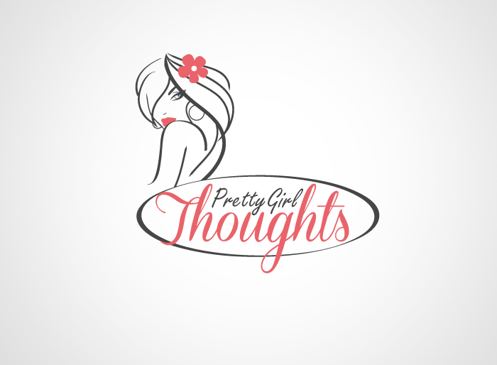 Logo Design by Jan Chua - Entry No. 50 in the Logo Design Contest Inspiring Logo Design for Pretty Girl Thoughts.