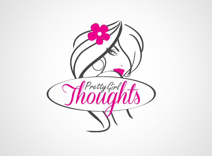 Logo Design by Jan Chua - Entry No. 53 in the Logo Design Contest Inspiring Logo Design for Pretty Girl Thoughts.