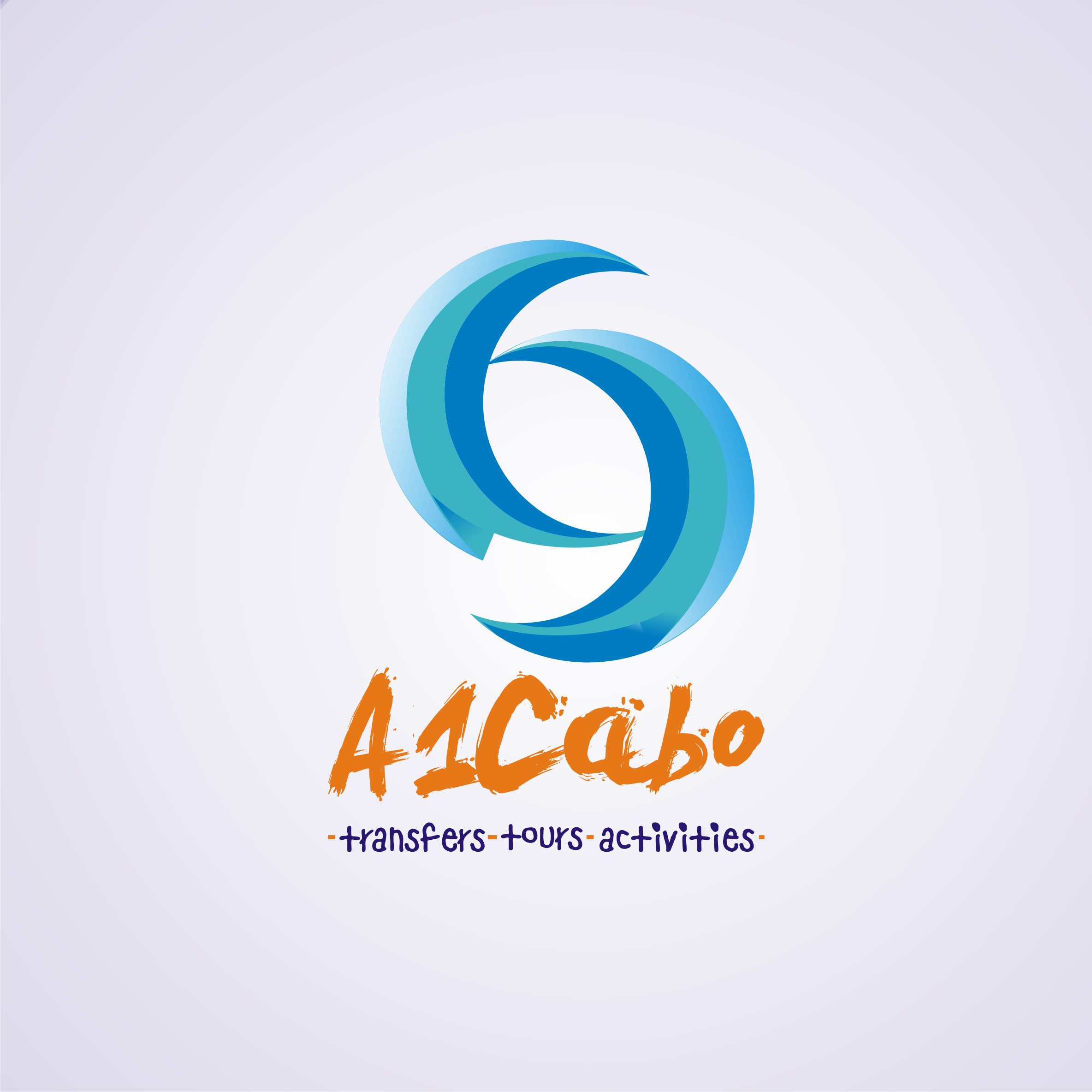Logo Design by Private User - Entry No. 3 in the Logo Design Contest Inspiring Logo Design for A1Cabo.com.