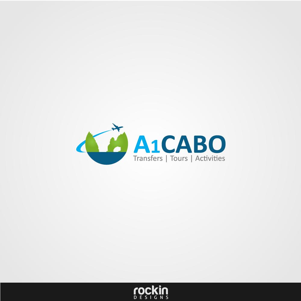 Logo Design by rockin - Entry No. 4 in the Logo Design Contest Inspiring Logo Design for A1Cabo.com.