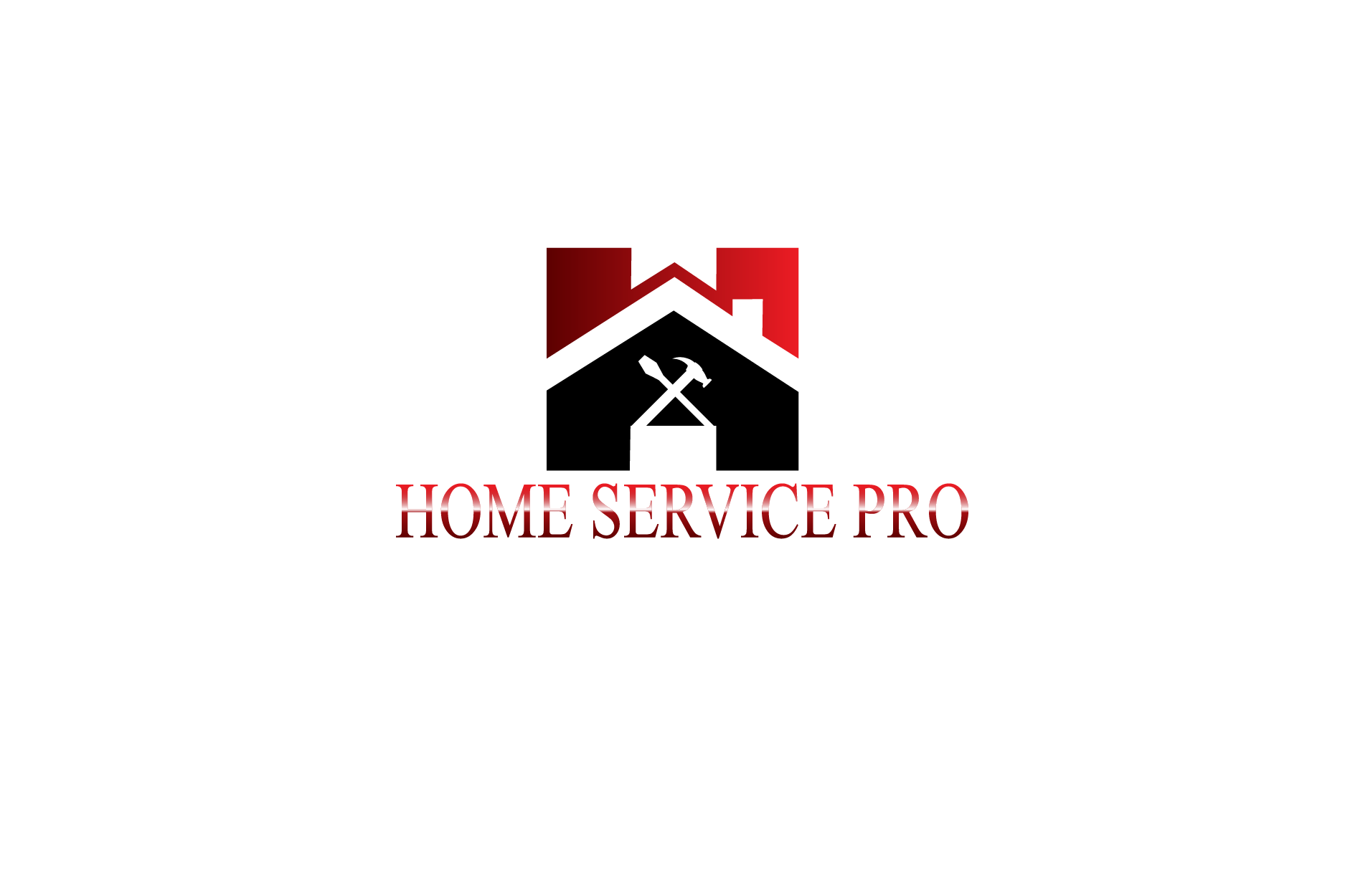 Logo Design by Private User - Entry No. 8 in the Logo Design Contest Captivating Logo Design for Home Services Pro   / HomeServicesPro.com.