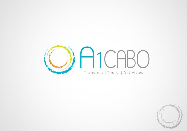 Logo Design by Jan Chua - Entry No. 10 in the Logo Design Contest Inspiring Logo Design for A1Cabo.com.