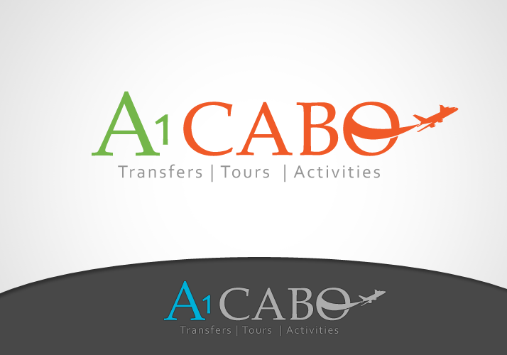 Logo Design by Jan Chua - Entry No. 11 in the Logo Design Contest Inspiring Logo Design for A1Cabo.com.