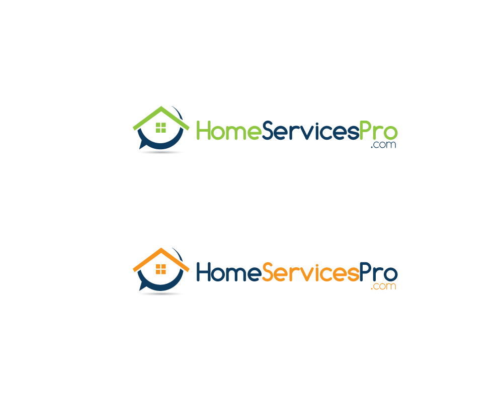 Logo Design by roc - Entry No. 13 in the Logo Design Contest Captivating Logo Design for Home Services Pro   / HomeServicesPro.com.