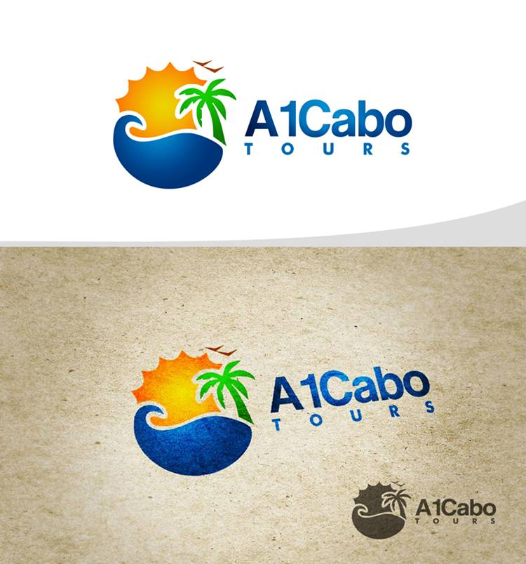 Logo Design by Respati Himawan - Entry No. 16 in the Logo Design Contest Inspiring Logo Design for A1Cabo.com.