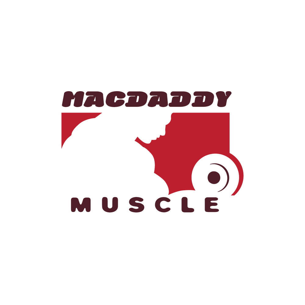 Logo Design by danelav - Entry No. 46 in the Logo Design Contest New Logo Design for Mac Daddy Muscle.