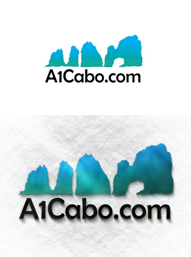 Logo Design by robken0174 - Entry No. 17 in the Logo Design Contest Inspiring Logo Design for A1Cabo.com.