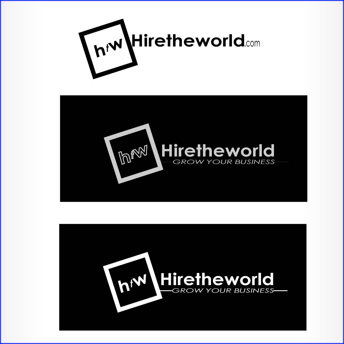 Logo Design by Saunter - Entry No. 235 in the Logo Design Contest Hiretheworld.com.